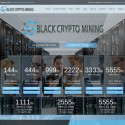 BlackCryptoMining screenshot