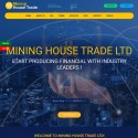 Mining House Trade LTD screenshot